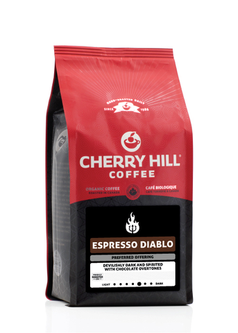 Cherry Hill Coffee Espresso Diablo