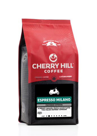 Cherry Hill Coffee Espresso Milano