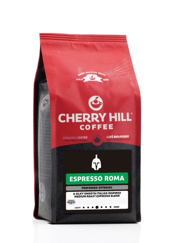 Cherry Hill Coffee Espresso Roma