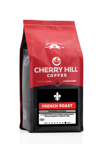 Cherry Hill Coffee French Roast