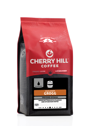 Cherry Hill Coffee Highlander Grogg