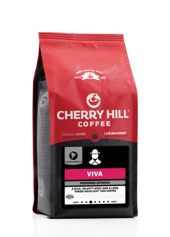 Cherry Hill Coffee Viva