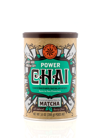 David Rio Power Chai Tea (Dairy Free)