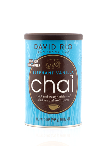 David Rio Elephant Vanilla Chai Tea