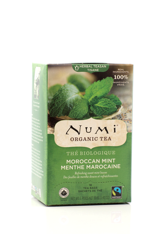 Numi Tea Moroccan Herbal