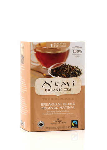 Numi Tea Breakfast Blend
