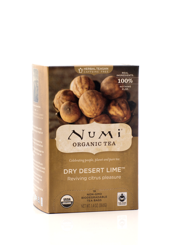 Numi Tea Dry Desert Lime