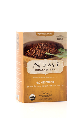 Numi Tea Honeybush