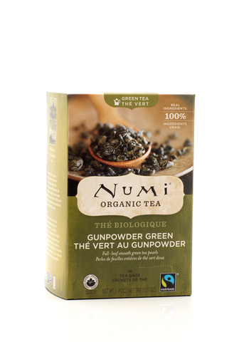 Numi Tea Gunpowder