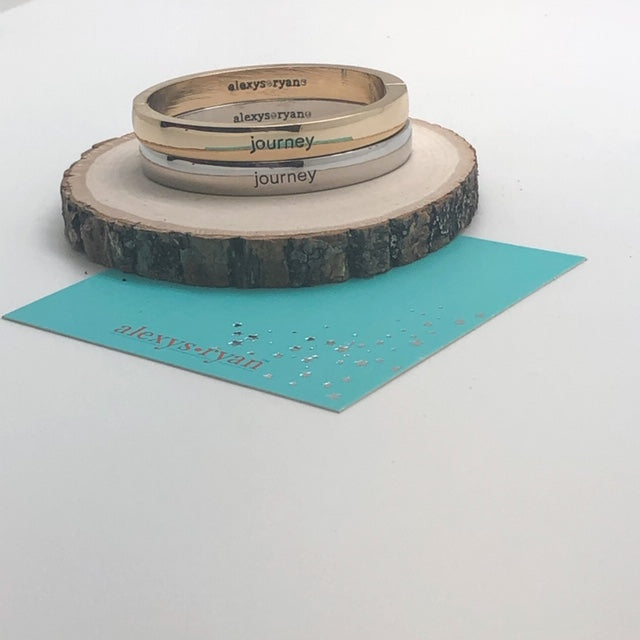 Clearance - Journey Bangle