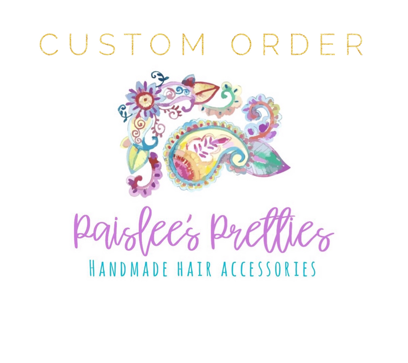 Custom Orders & Grab Bags