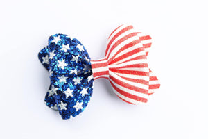 AFTER Memorial Day Glitter Stars & Stripes PRE-ORDER