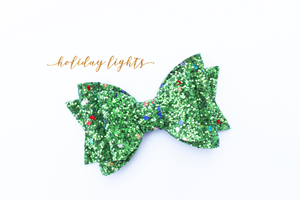 Holiday Lights Glitter