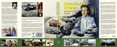 Norman Dewis (OBE) of Jaguar: Standard Edition 6th REPRINT
