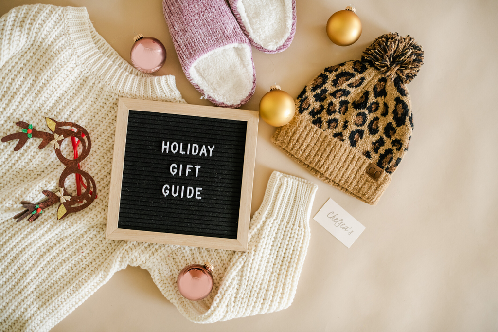 Holiday Gift Guide - Chelsea's Gift Ideas Under $50!