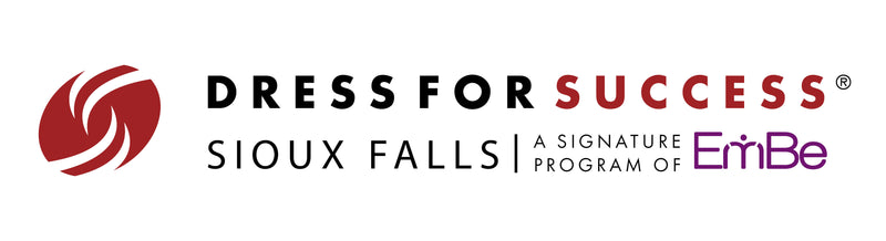 May's Featured Monthly Charity: Dress for Success Sioux Falls