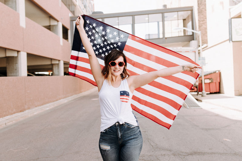 Sparkle and Shine: Outfits For The 4th of July