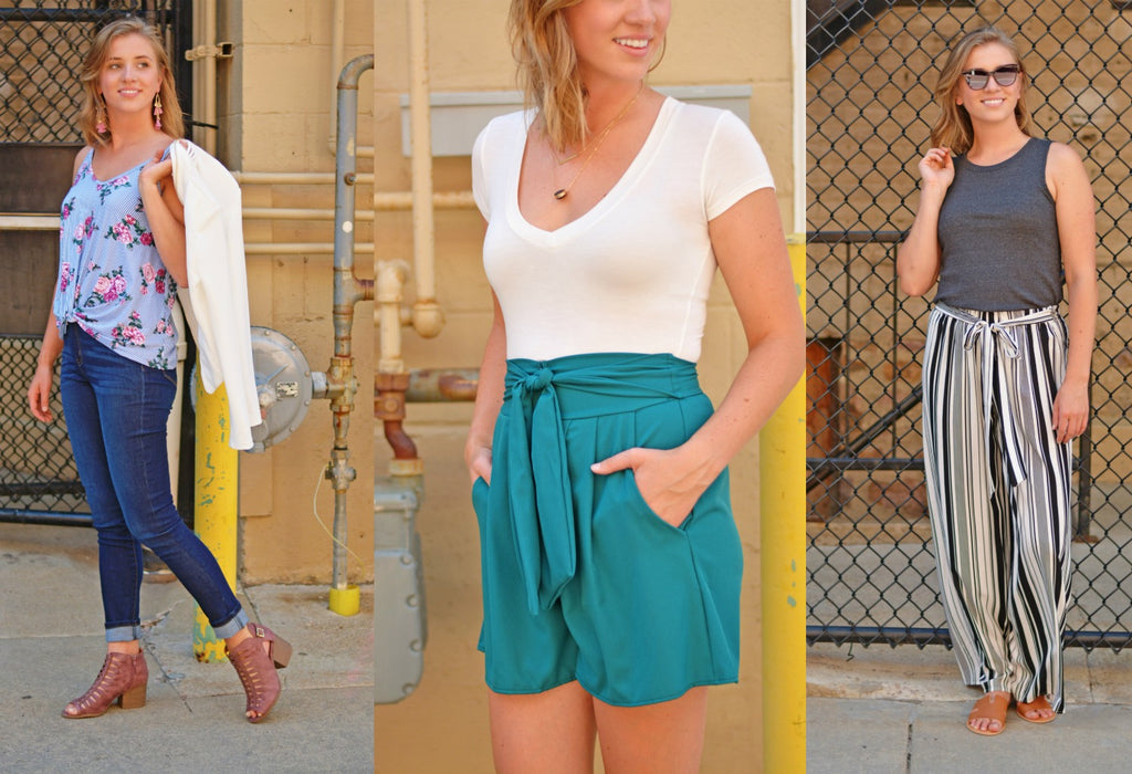 5 Office Outfits to Beat the Heat this Summer