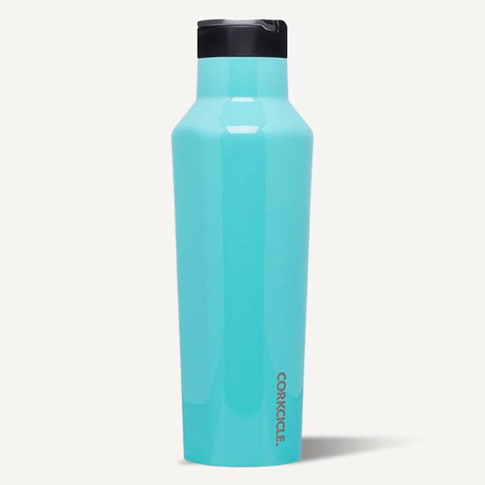 Teal Corkcicle Canteen