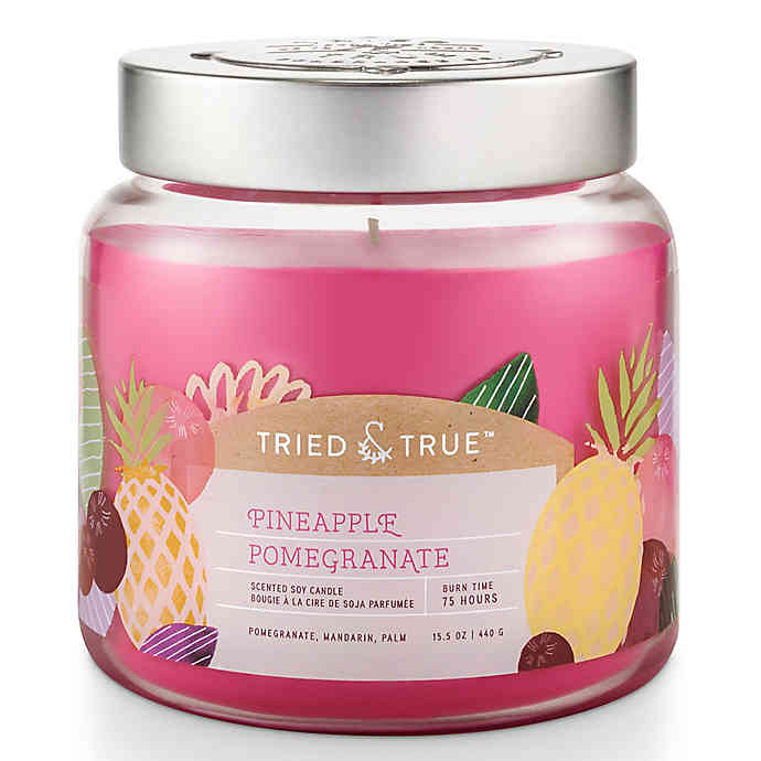 Pineapple Pomegranate Candle - Tried & True