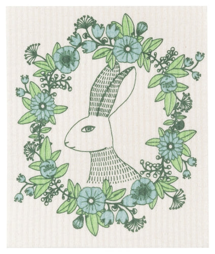 Swedish Dishcloth Bunny Easter