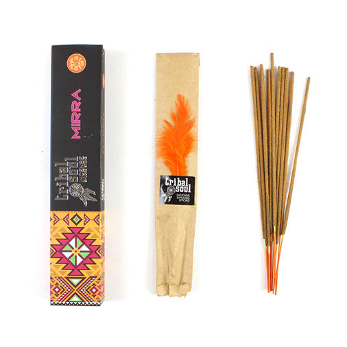 Tribal Soul Incense Sticks Mirra Canada