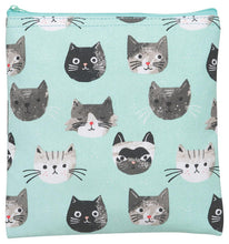 Set of 2 Snack Bags - Cats Meow