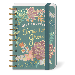 Time to Grow Mini Notebook
