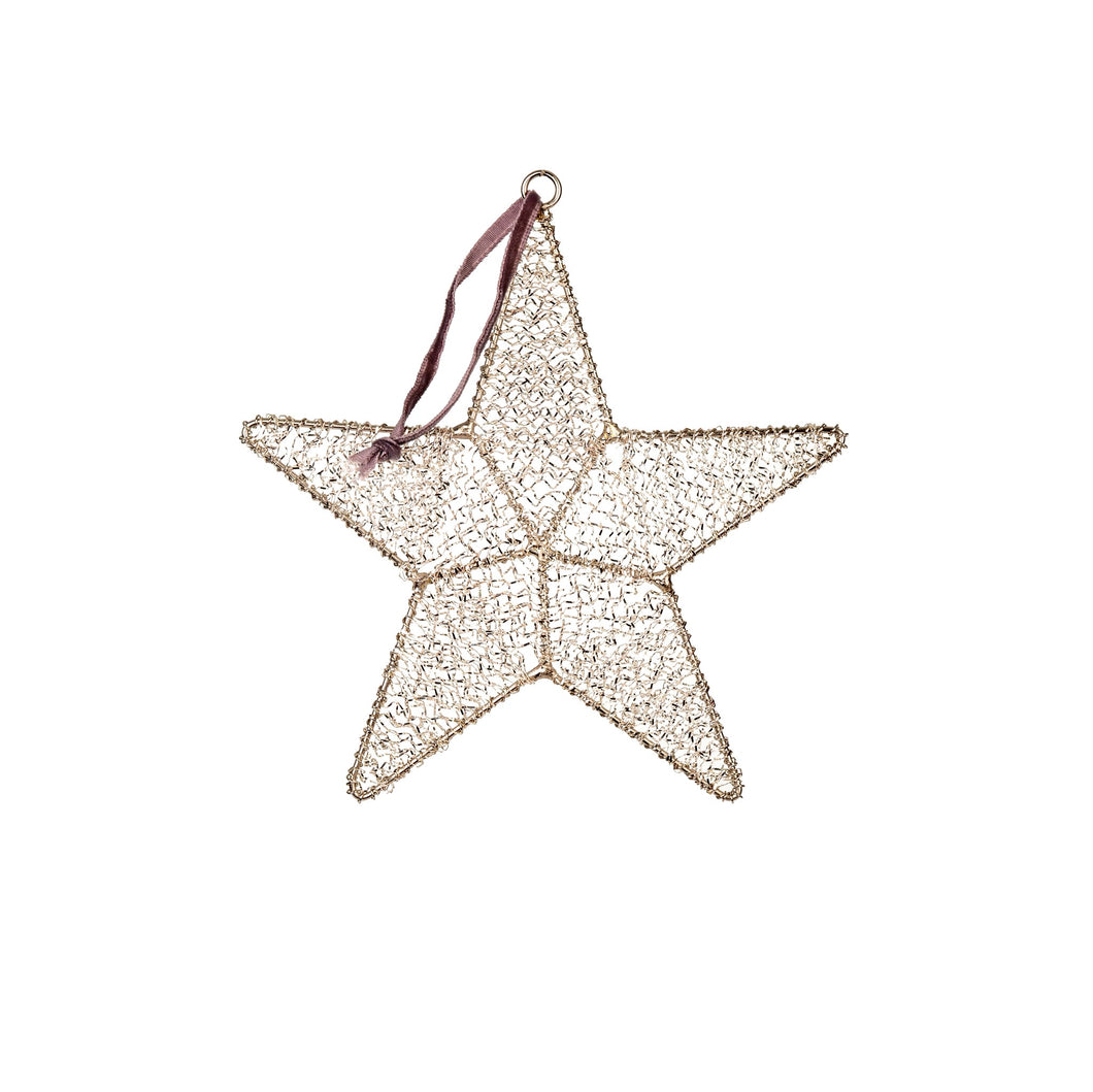Twinkle Star Ornament