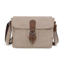 Brodi Canvas Bag Khaki Devan Canada