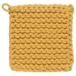 Parker Knit Potholder - 4 colors