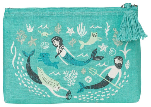 Sea Spell Cosmetic Bag Small