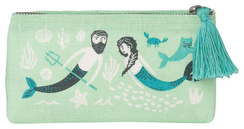 Sea Spell Cosmetic Pencil Bag Danica Canada