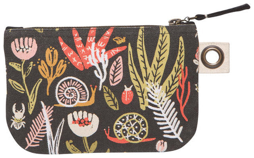 Small world small zipper pouch Danica Canada