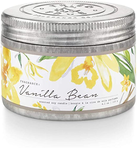 Tried & True - Vanilla Bean Tin