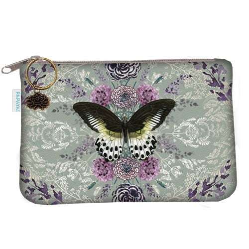 Rare Species Butterfly Coin Purse