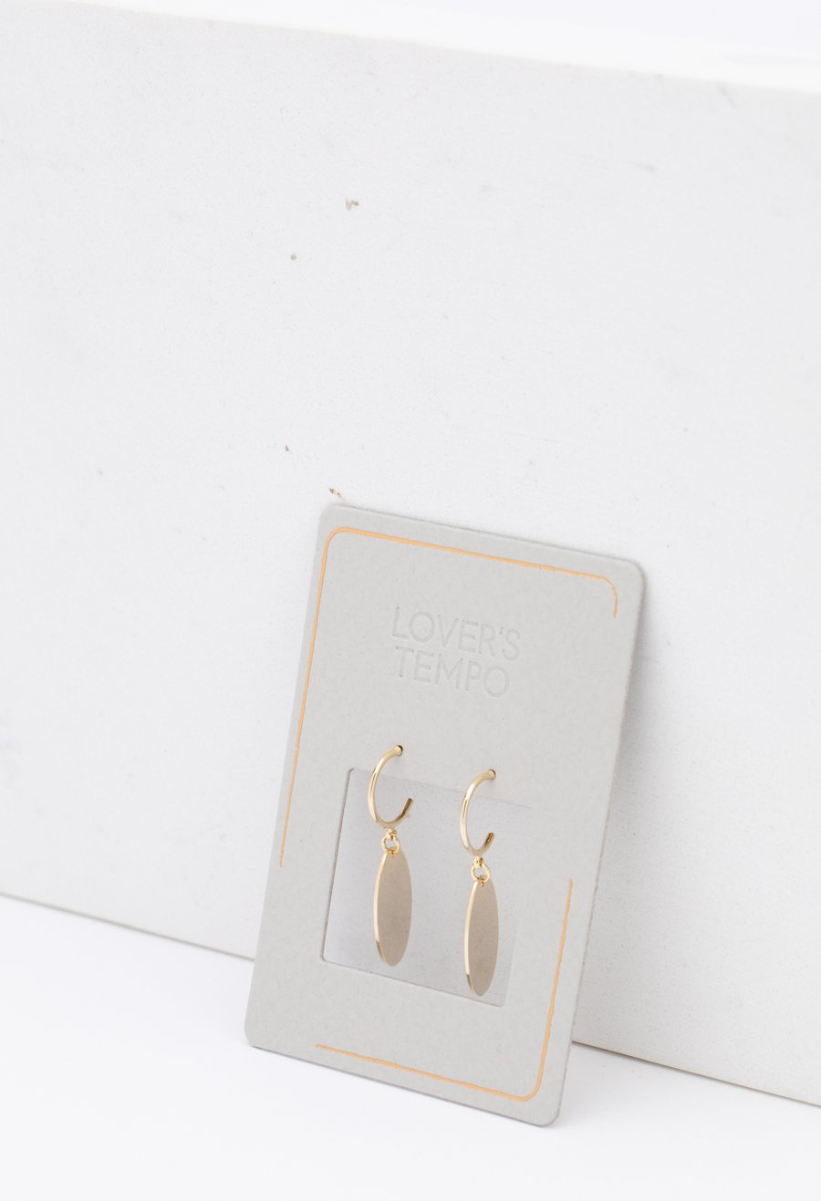Lover's Tempo Earrings