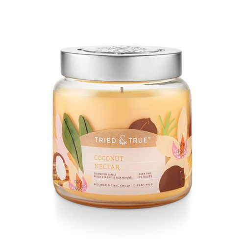 Coconut Nectar Candle - Tried & True