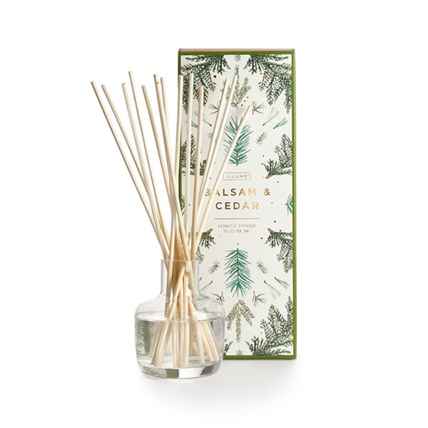 Balsam and Cedar Diffuser Illume