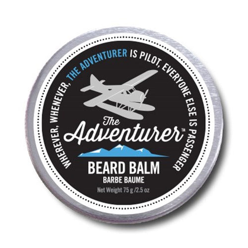 Beard Balm for the Adventurer