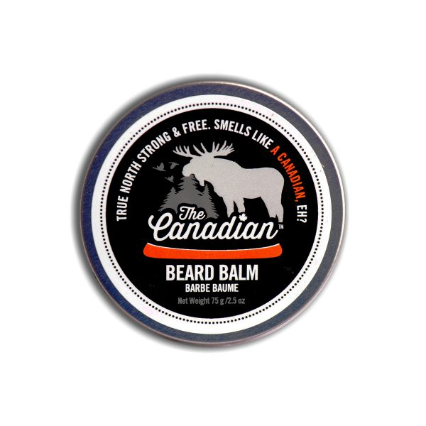 The Candian Beard Balm Walton Wood Farm