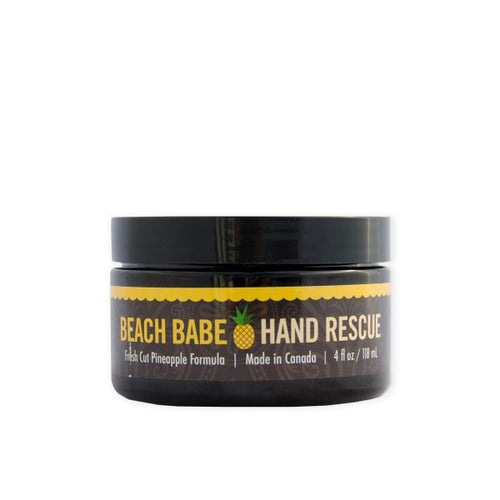 Beach Babe Hand Rescue Lotion Walton Wood Farm