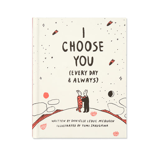 I Choose You Gift Book