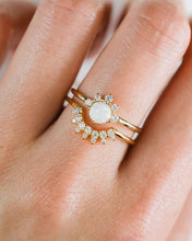 Lovers Tempo Juno Ring Gold Opal Canada