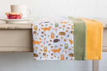 Fall Friends Dishtowels - Set 3