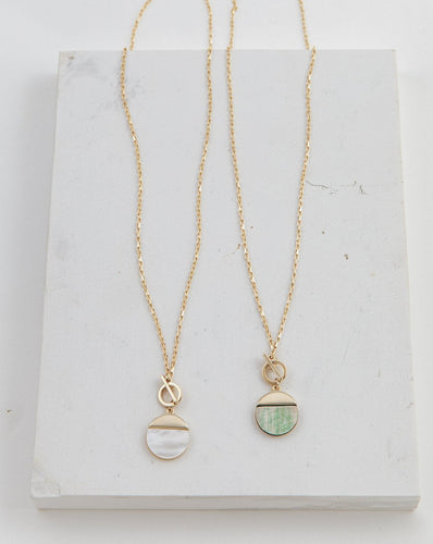Lover's Tempo Necklace