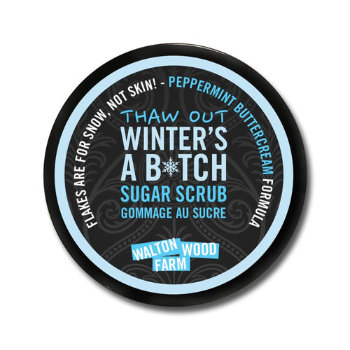 Sugar Scrub - Winter's A B*tch