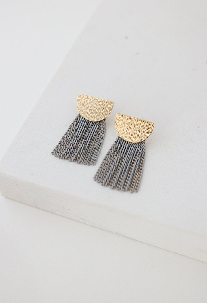 Lover's Tempo Earrings - Vibe Interior Decorating