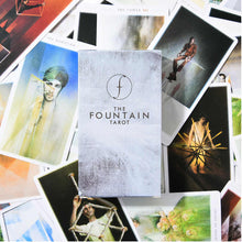 The Fountain Tarot New Age Tarot Oracle Canada