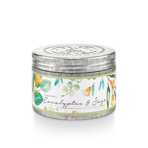 Eucalyptus Sage Tried & True Candle